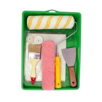 Factory price high quality Paint Brush Paint Tool Set  paint tool kit Manufactures