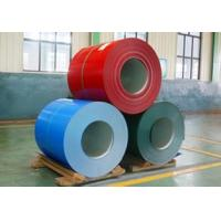 China Full Hard Prepainted Steel Coils For Home Appliance Shell 0.17 ~ 1.0 mm on sale