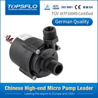 China 12V or 24V DC Brushless Circulation Mini Water Pumps Water Heater Pump Booster Pump on sale