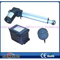 Professional design low noise high quality linear actuator for chair lift 12vdc/24vdc/110vdc Manufactures