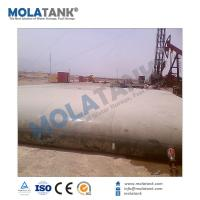 Mola Tank High Quality Foldable soft bladder for methane gas/biogas storage with large capacity up to10000L Manufactures