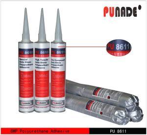 PU8611 PU/ Urethane Windshield pu glass Adhesive sealant (8611 PU automblie windscreen adhesive sealant ) Manufactures
