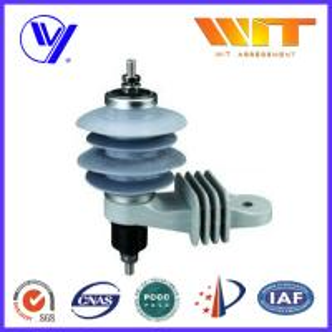 China 3 Phase Polymeric Surge Lightning Diverter Self Standing for Transmission Line on sale