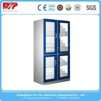 China Aluminum Wood Biology Lab Furniture Large Storage Space CE approved on sale