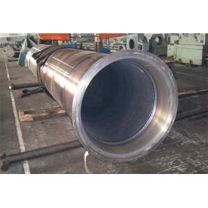 Forging forged brass copper bronze alloy steel iron zinc aluminium titanium 30CrNi2MoV CNC ODM OEM parts accessory ring Manufactures