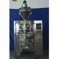 Full Automatic Vertical Food Packaging Machine For Flour / Dry Milk Manufactures