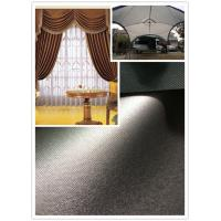 Shrink Resistant Oxford Fabric Waterproof Bonding Cold Proof Heat Insulation For Curtains Manufactures