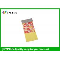 Viscose Polyester Material Non Woven Cleaning Cloths Super Absorbent 95GSM Manufactures