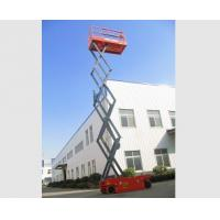 Electric Scissor Lift with Lifting Height 9.8m(GTJZ 0812) Manufactures