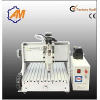 Hot sell AMAN3040 metal mini 3d cnc engraving machine Manufactures