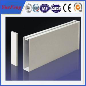 customized square pipe aluminium profiles/ Aluminum square tube price per kgs Manufactures