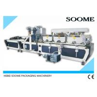 High Efficiency Corrugated Clapboard Partition Machine / Cardboard Box Inserter Machine Assembly 450-3D