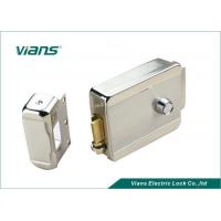 Quality 5 Years Warranty Mechanical Electric Rim Lock Stainless Steel For Interior Door for sale