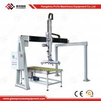 China Fully Automatic Flat Glass Handing Equipment Glass Loading Machine With Safety System on sale