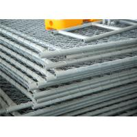 Buy cheap 6'X14' /1830mm*4260mm Outer Tube 32mm and cross Brace OD 25mm tubing Mesh aperture 57mmx57mm from wholesalers