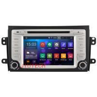 China Android 4.4 Two Din Car dvd player SAT NAV For SUZUKI SX4 2006-2012 car gps BT multimeder on sale
