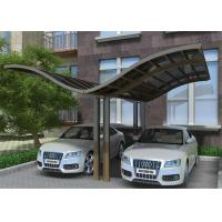 Integrated Electric Vehicle Solar Power System , Solar Charging Station Smart Charging Control
