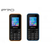 China 1.77 IPRO Brand Unlocked GSM Mobile Phones 5C-600mAh Customized Logo Available on sale