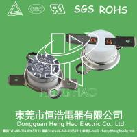 KSD301  car oil temperature controller,KSD301 thermostat for automobile cooling fan Manufactures