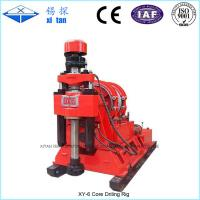 XY-6 Core Drilling Rig with Torque 8500N.m Manufactures