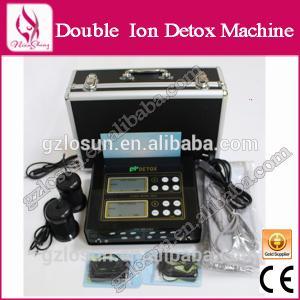2015 Double Ion Detox Foot Spa Machine LS-154 Manufactures