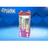 Doll Candy Gift Prize Vending Crane Game Machine For Movie Theater Manufactures