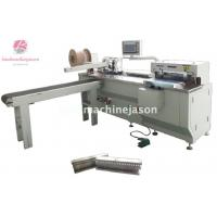 China Twin wire loop binding machine with hole punching PWB580 for calendar and book on sale
