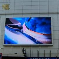 Synchronization Outdoor Advertising Led Display Screen P3 SMD1515  64*64 Dots Pixel Resolution Manufactures