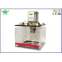 Manual Kinematic Viscosity Tester @ 40C And 100C With One Year Warranty Manufactures
