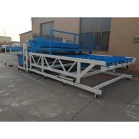 Buy cheap Servo Motor Reinforced Mesh Welding Machine For Road Construction from wholesalers