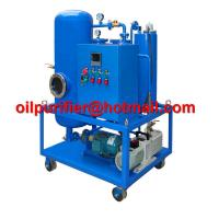 Waste Transformer Oil Purifier Simple Structured And Easy Operated,compact cable insulation oil dehydration machine Manufactures