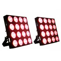 16pcs * 30W Led Blinder Matrix Disco Stage Light For Decoration 110 - 240v Manufactures