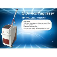Clinic Q - Switched Nd Yag Laser + C10 For All Color Tattoo / Pigment Removal Manufactures