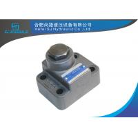 Three Way Hydraulic Control Valve, Double Acting Hydraulic Solenoid Valve Manufactures