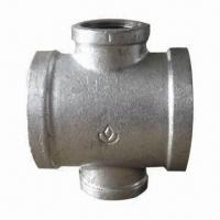 Malleable Fittings, Used in Various Pipelines to Convey Gas, Water and Oil Manufactures