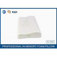 Cooling Gel Slow Rebound Memory Foam Bamboo Pillow / Breathable Contour Gel Pillow Manufactures