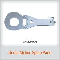 China Weaving Looms Textile Machinery Spare Parts Hook Lever Of Screw Rod For Stabuli on sale