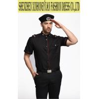 Male Police Officer Costume , Party Fancy Dress Costumes For Men / Women Manufactures