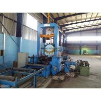 China Automatic H Beam Production Line , H Beam Cutting Machine CO2 Welding on sale