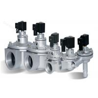 DC24V Pulse Jet Valve , Pneumatic Diaphragm Operated Dust Collector Pulse Valves Manufactures
