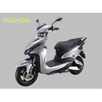 Single Rear Pedal Assisted Electric Scooter LED Headlight Disc Brake For Front Wheel Manufactures