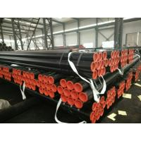 China ASTM A500GR.B /C electric resistance welded pipes for machinery making on sale