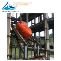 Quality CCS Certificate Solas Approved Free Fall Boat Lifeboat and Rescue Boat 6 Person For Sale for sale