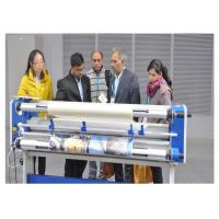 Fayon 1600mm Width Industrial Hot Laminator With Countour Cutter Easy Operation Manufactures