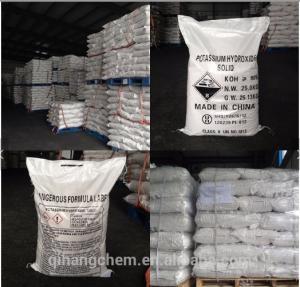 potassium hydroxide Manufactures