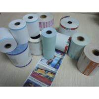 Thermal paper with printing, deep thermal image Manufactures