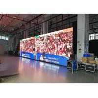 2.6Mm Pixel Pitch Indoor Led Screen For Hire With Deep Contrast Levels And Uniform Surface Manufactures