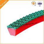 PU Super Grip Belts Polyurethane Grip V Belt rough top v belt Manufactures
