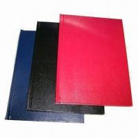 Thermal Binding Covers, Available from 2 to 25mm Sizes Manufactures