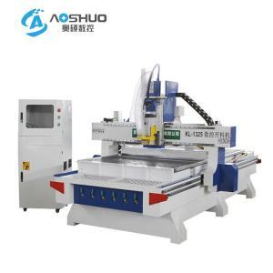 China Automatic ATC Woodworking CNC Router Machine Taiwan TBI Ball Screw Transmission on sale